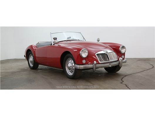 1959 MG A for sale in Los Angeles, California 90063