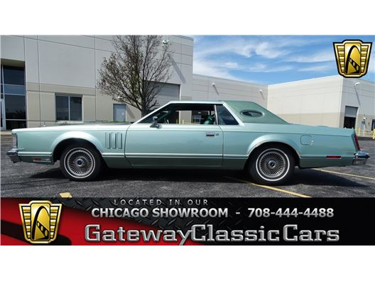 1978 Lincoln Continental for sale in Crete, Illinois 60417