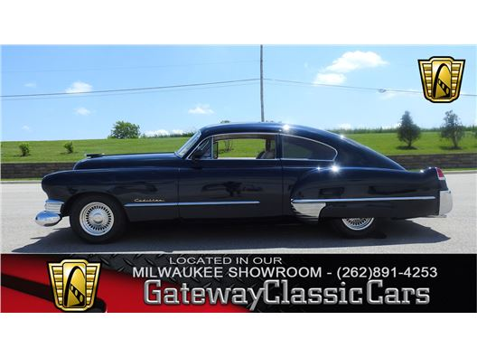 1949 Cadillac Coupe for sale in Kenosha, Wisconsin 53144