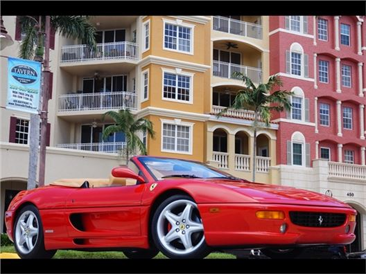 1998 Ferrari F355 SPIDER for sale in Naples, Florida 34104