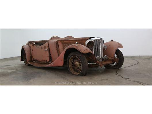 1934 Jaguar SS1 for sale in Los Angeles, California 90063