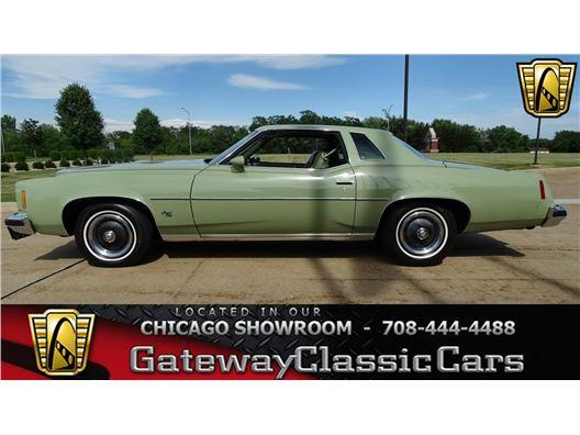 1974 Pontiac Grand Prix for sale in Crete, Illinois 60417