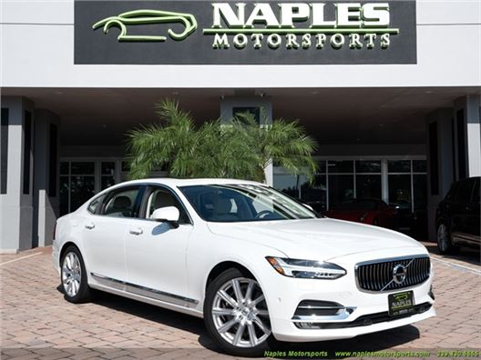2018 Volvo S90 T6 Inscription for sale in Naples, Florida 34104