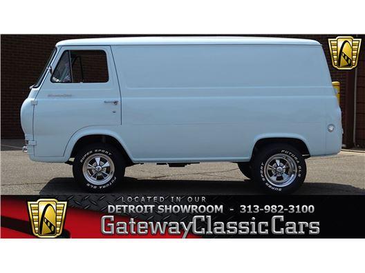 1962 Ford Econoline for sale in Dearborn, Michigan 48120