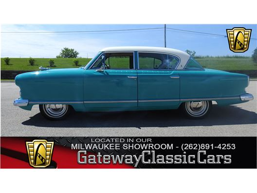 1954 Nash Statesman for sale in Kenosha, Wisconsin 53144