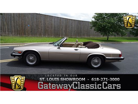 1991 Jaguar XJS for sale in OFallon, Illinois 62269