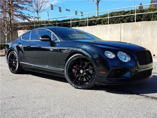 2016 Bentley Continental GT for sale in Alpharetta, Georgia 30009