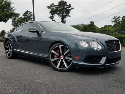 2015 Bentley Continental GT V8 S for sale in Alpharetta, Georgia 30009