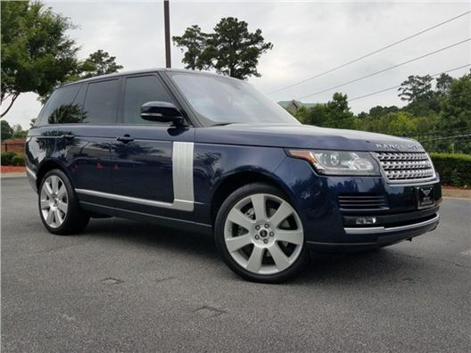 2016 Land Rover Range Rover for sale in Alpharetta, Georgia 30009