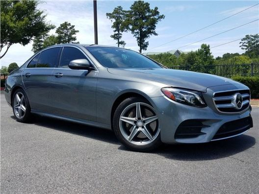 2017 Mercedes-Benz E-Class for sale in Alpharetta, Georgia 30009