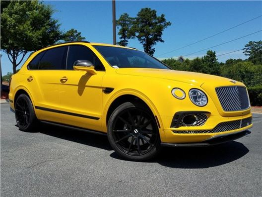 2017 Bentley Bentayga for sale in Alpharetta, Georgia 30009