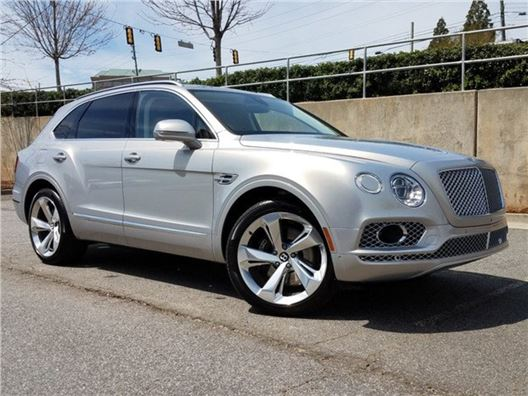 2018 Bentley Bentayga for sale in Alpharetta, Georgia 30009