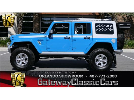 2017 Jeep Wrangler for sale in Lake Mary, Florida 32746