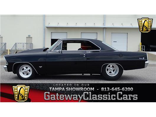 1967 Chevrolet Nova for sale in Ruskin, Florida 33570