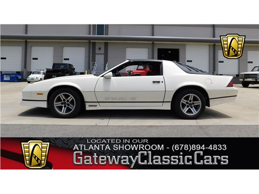 1986 Chevrolet Camaro for sale in Alpharetta, Georgia 30005