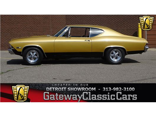 1968 Chevrolet Chevelle SS for sale in Dearborn, Michigan 48120