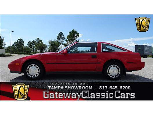 1987 Nissan 300ZX for sale in Ruskin, Florida 33570