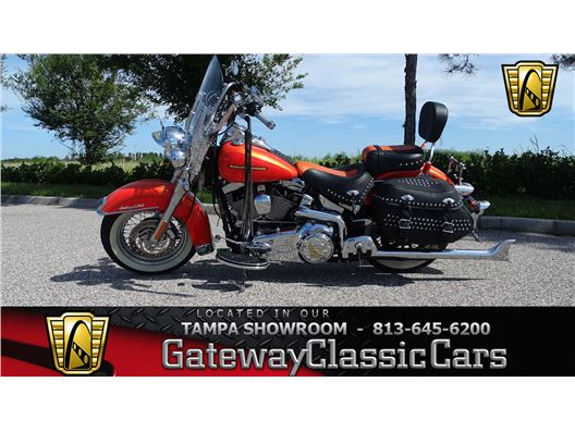 2012 Harley-Davidson FLSTC for sale in Ruskin, Florida 33570
