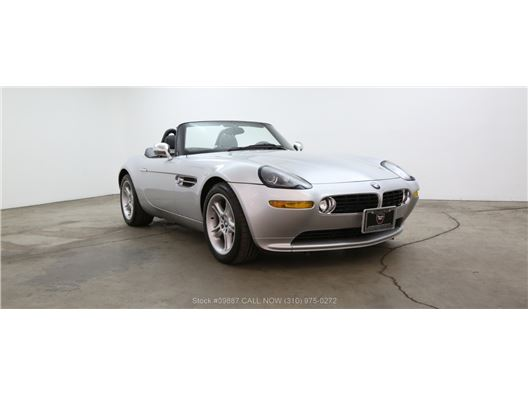 2002 BMW Z8 for sale in Los Angeles, California 90063