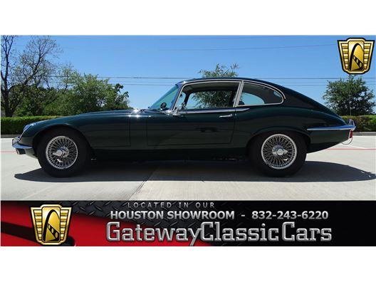 1971 Jaguar XKE for sale in Houston, Texas 77090