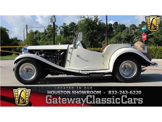 1952 MG TD for sale in Houston, Texas 77090
