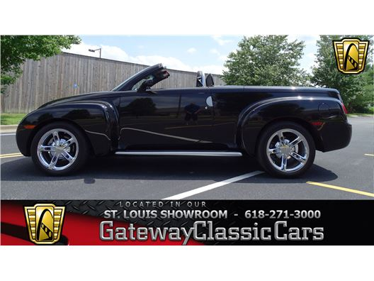2005 Chevrolet SSR for sale in OFallon, Illinois 62269