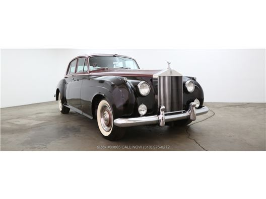 1960 Rolls-Royce Silver Cloud II LHD for sale in Los Angeles, California 90063