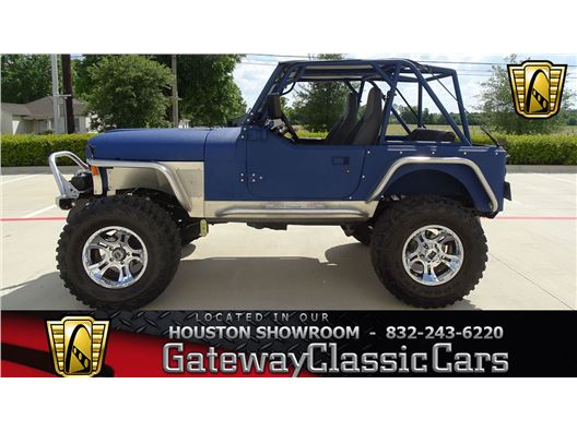 1980 Jeep CJ7 for sale in Houston, Texas 77090