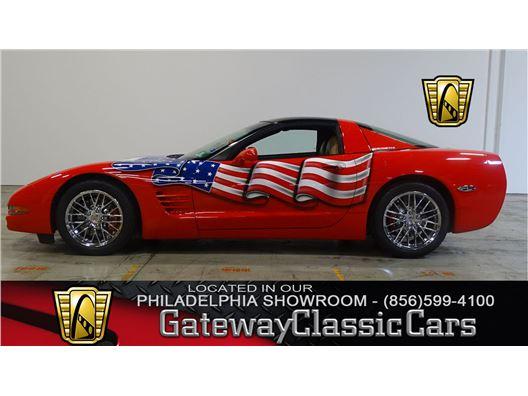 1999 Chevrolet Corvette for sale in West Deptford, New Jersey 8066