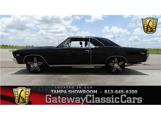 1967 Chevrolet Chevelle for sale in Ruskin, Florida 33570