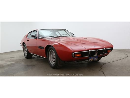 1970 Maserati Ghibli for sale in Los Angeles, California 90063