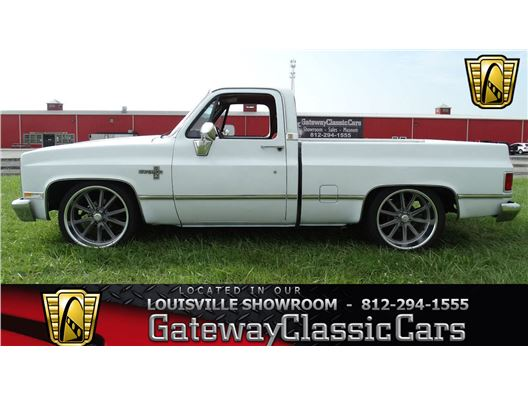 1985 Chevrolet C10 for sale in Memphis, Indiana 47143