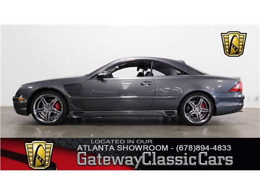 2004 Mercedes-Benz CL600 for sale in Alpharetta, Georgia 30005