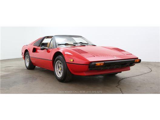 1979 Ferrari 308 GTS for sale in Los Angeles, California 90063