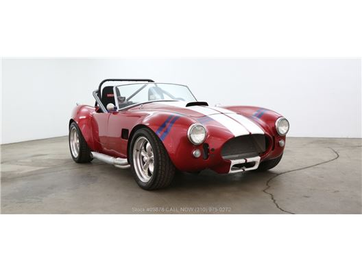 2005 Factory Five Cobra Replica for sale in Los Angeles, California 90063