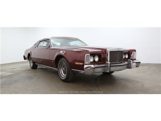 1974 Lincoln Mark IV for sale in Los Angeles, California 90063