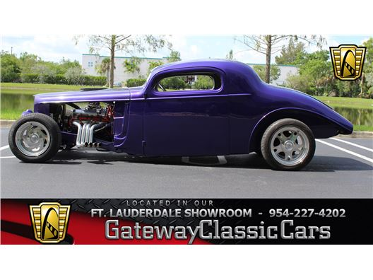 1936 Buick Business Coupe for sale in Coral Springs, Florida 33065