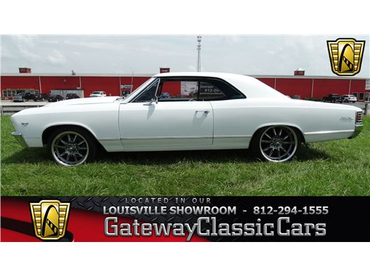 1967 Chevrolet Malibu for sale in Memphis, Indiana 47143