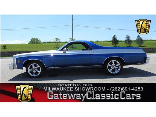 1976 Chevrolet El Camino for sale in Kenosha, Wisconsin 53144