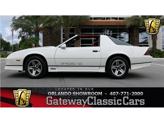 1986 Chevrolet Camaro for sale in Lake Mary, Florida 32746