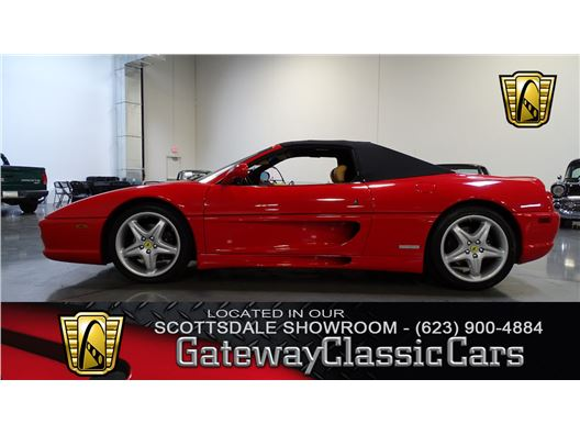1997 Ferrari F355 SPIDER for sale in Deer Valley, Arizona 85027