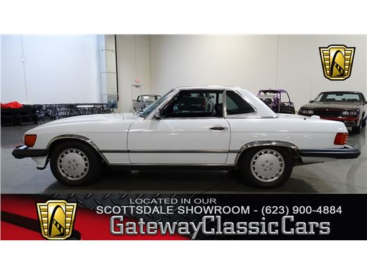 1988 Mercedes-Benz 560SL for sale in Deer Valley, Arizona 85027