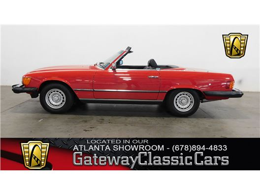 1982 Mercedes-Benz 380SL for sale in Alpharetta, Georgia 30005