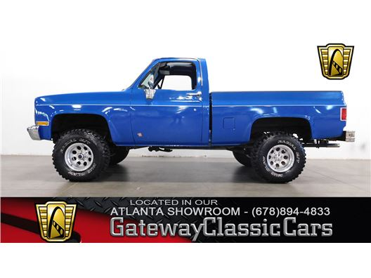 1983 Chevrolet K10 for sale in Alpharetta, Georgia 30005