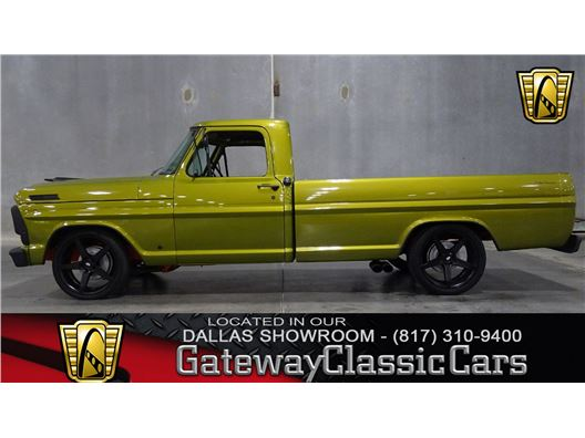 1967 Ford F100 for sale in DFW Airport, Texas 76051