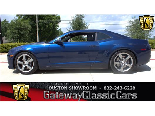 2010 Chevrolet Camaro for sale in Houston, Texas 77090