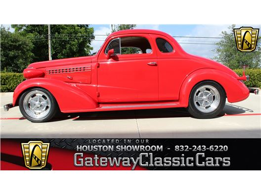 1938 Chevrolet Coupe for sale in Houston, Texas 77090