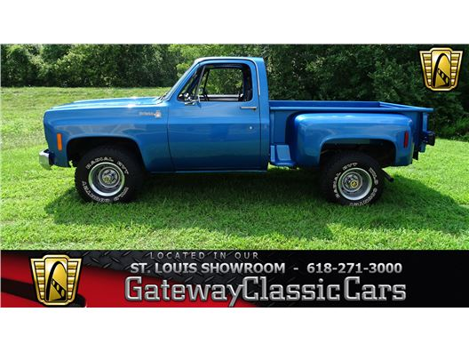 1978 Chevrolet K10 for sale in OFallon, Illinois 62269