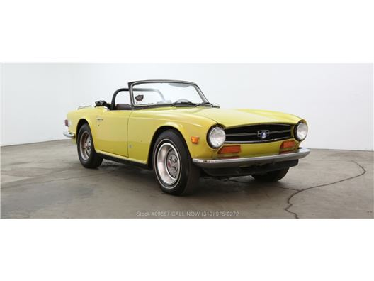 1973 Triumph TR6 for sale in Los Angeles, California 90063