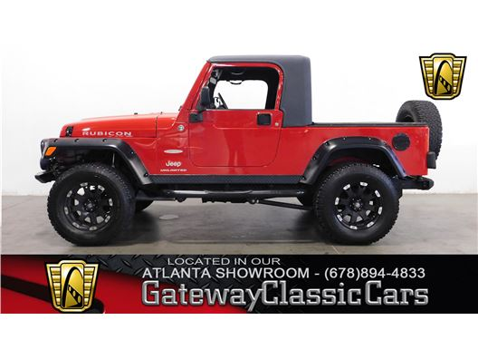 2006 Jeep Wrangler for sale in Alpharetta, Georgia 30005